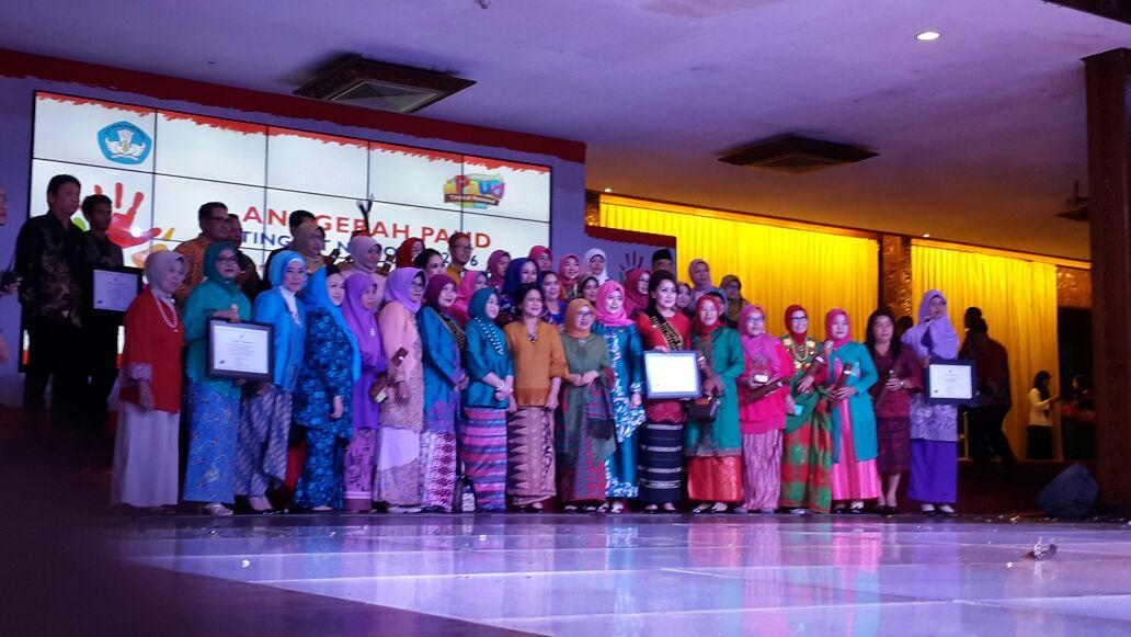 Anugerah Bunda PAUD 2016